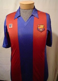 Barca Home  Match Worn  1984 Sanchez_0.JPG