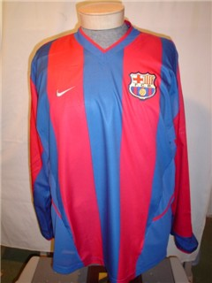 Barca Home La Liga Match Worn 02-03 vs. Sevilla Dec 2002 Dani.jpg