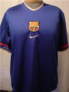 Barca Match Prepared 2001 3rd JerseyNever Used Geovanni.jpg