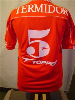 Independiente 1999 Carrizo back.jpg